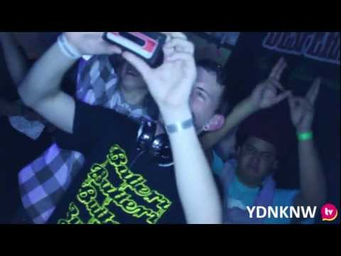 YDNKNW.TV - Royal T ft. Smack @ Bunker Party [Czech Republic]