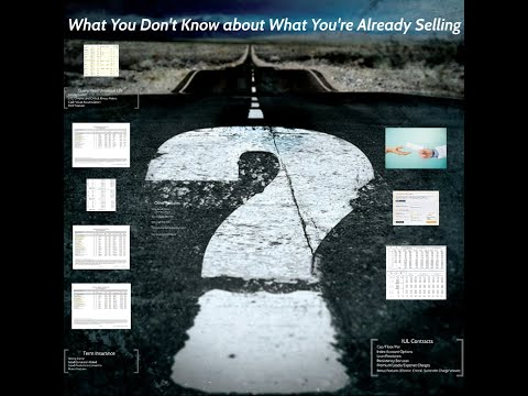 What You Dont Know About What You Are Already Selling
