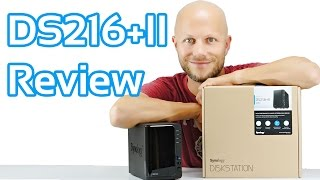 Synology DiskStation DS216+II Review | iDomiX