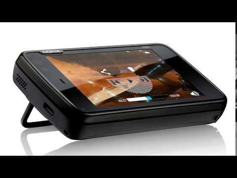 Retro: Nokia N900