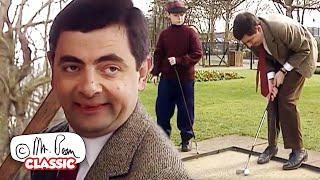 Download Mini Golf BEAN | Mr Bean Funny Clips | Classic Mr Bean