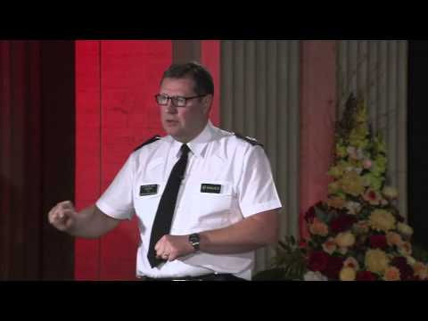 Stepping stones and stumbling blocks - an adopted son of Derry! | ACC Stephen Martin | TEDxStormont