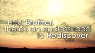 Avicii - Hey Brother Lyrics Video