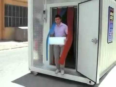 Mobile Cold Room Youtube