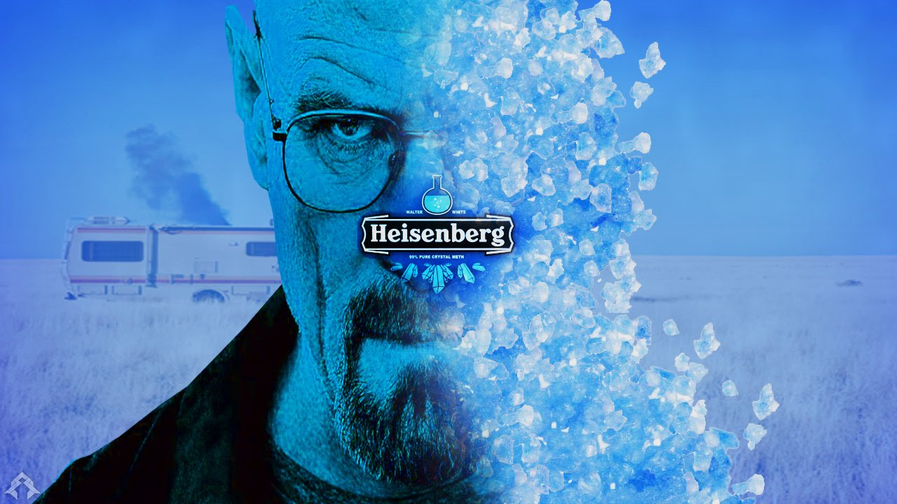 Breaking Bad Wallpaper Speedart (Heisenberg)