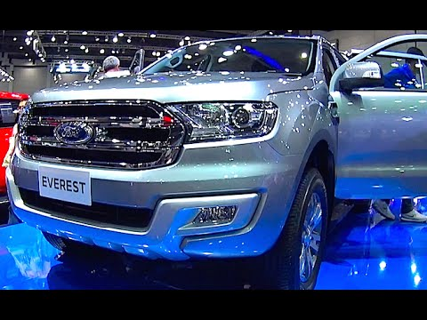 All New Ford Everest 2015, 2016, Video - Ford Endeavour 2015, 2016, new Ford Endeavour