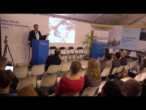 Jason Box COP22 presentation on Arctic Land Ice