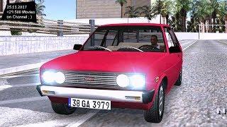 Murat 131 Grand Theft Auto San Andreas GTA SA MOD