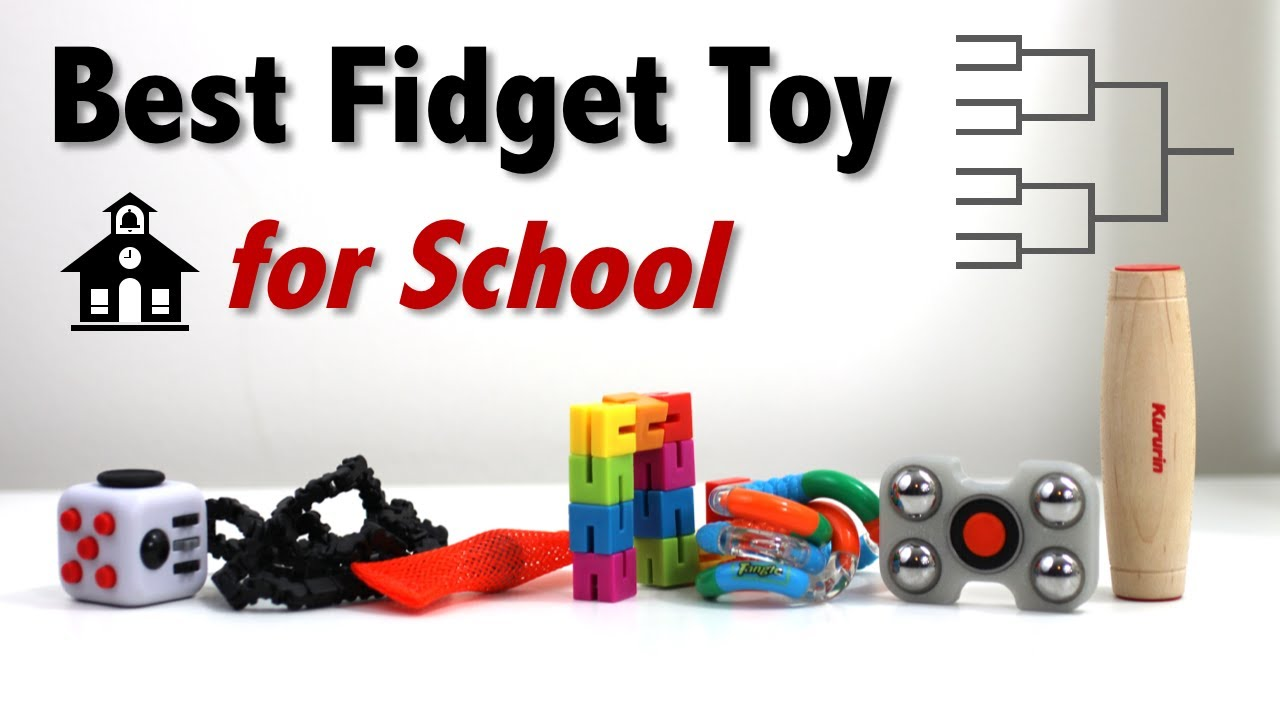 Best Fidget Toy Of 2017 For School Youtube