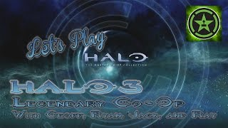 Let's Play – Halo 3 Legendary Co-op