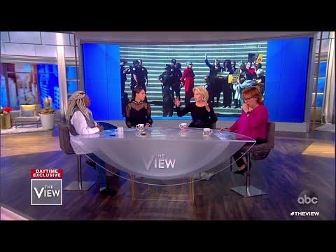 Jane Fonda Defends Environmental Activism Arrests | The View