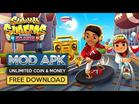 Subway Surfers Apk Mod Unlimited Coin For Android Free Download 2020