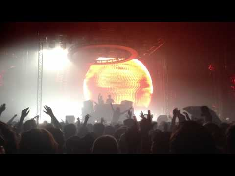 Knife Party - Alvaro & Mercer ft. Lil Jon - Welcome To The Jungle @ XO Live 2013