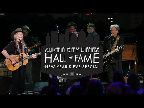 "ACL Hall of Fame New Year's Eve: Willie Nelson ""Me and Bobby McGee"""