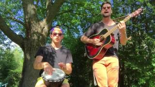 Lay You Down Easy (MAGIC! ft. Sean Paul cover) - Sean Nishimura & Andrew Dolson