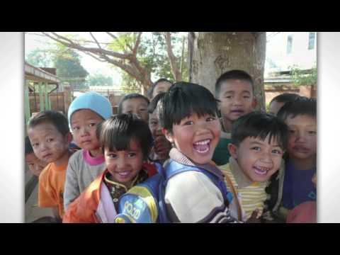 """Deutsche Kaffeetrinker helfen Kindern in Myanmar / Jacobs Krönung unterstützt """"Dr. Michael und Angela Jacobi Stiftung"""" mit über 200.000 Schulmahlzeiten"""