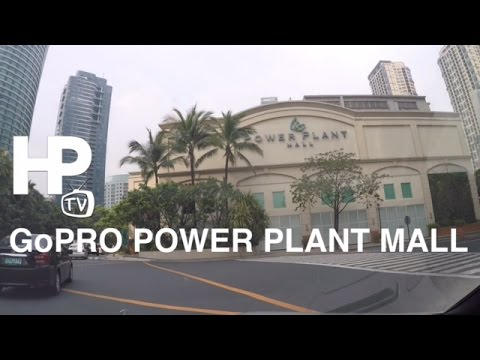 GoPRO Power Plant Mall Rockwell Walking Tour Overview by HourPhilippines.com