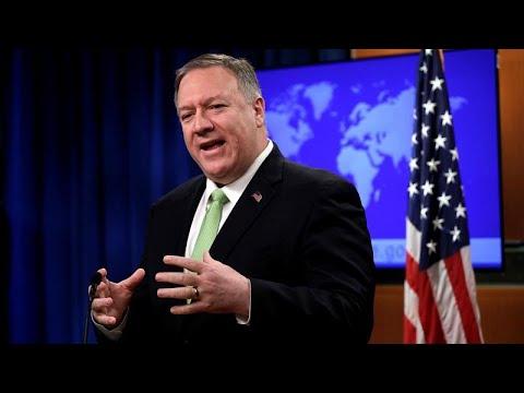 بومبيو يحذر إيران من -رد حاسم- في حال هاجمت أهداف أمريكية في العراق…  - نشر قبل 5 ساعة