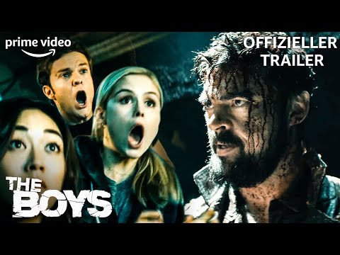 The Boys | Staffel 2 | Offizieller Trailer | Prime Video DE