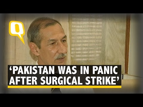 Pakistan was in Panic After Surgical Strike: Lt Gen DS Hooda  | The Quint
