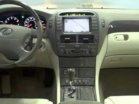 Pre Owned Lexus >> 2002 Lexus LS 430 ULTRA LUXURY PACKAGE Available at Lexus ...