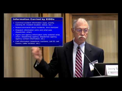The emergency incident data document Jerry schlesinger - IIT RTC Conference 2016
