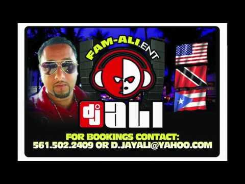 2017 DJ ALI GROOVY SOCA MIX