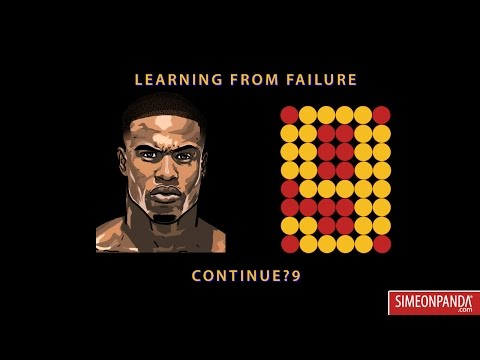 Simeon Panda - Learning From Failure