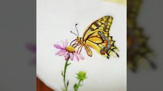 #embroidery …