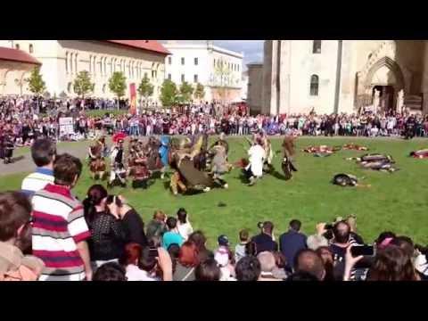 Festivalul Roman Apulum-Alba