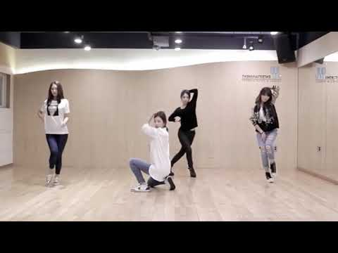 開始Youtube練舞:Only You-Miss A | 慢版教學