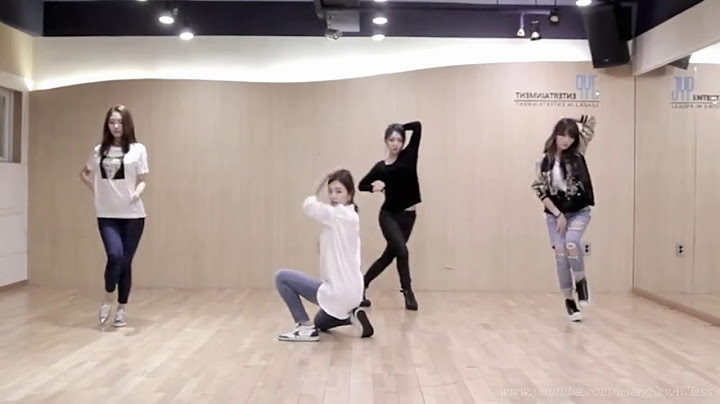 miss a  only you dance mirror