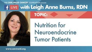 neuroendocrine cancer nutrition)