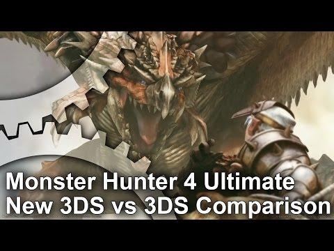 Face-Off: Nintendo 3DS vs New 3DS • Eurogamer net