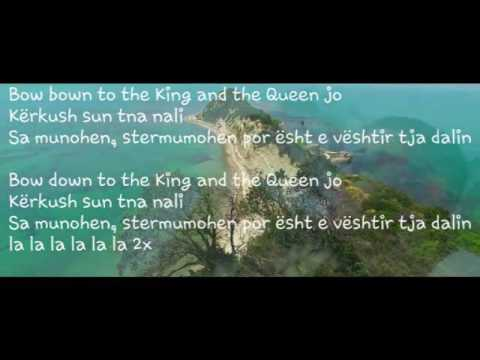 Enca bow bown lyrics