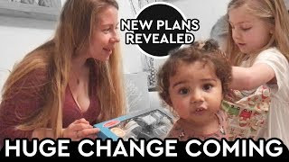 Huge Change Is Coming. New Plans Revealed