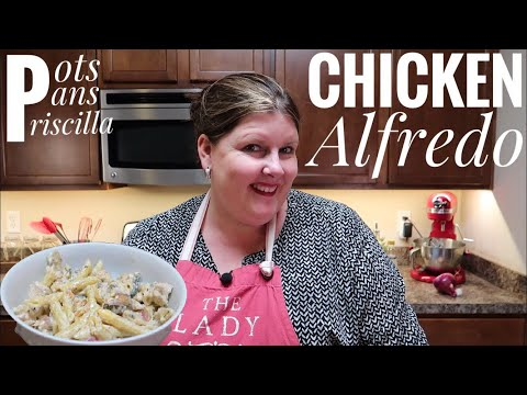Easy Chicken Alfredo Recipe From Scratch