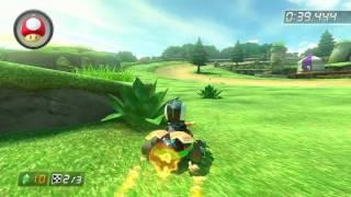 Hyrule Circuit - 1:44.543 - xı◆エル (Mario Kart 8 World Record)