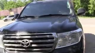Автошторки Trokot Toyota LC200 отзыв