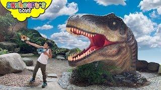 Escape from Dinosaur Island!
