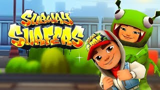SUBWAY SURFERS GAMEPLAY HD 🎃 NEW ORLEANS - HALOWEEN 2018 ✔ JAKE AND YUTANI +55 MYSTERY BOXES OPENING