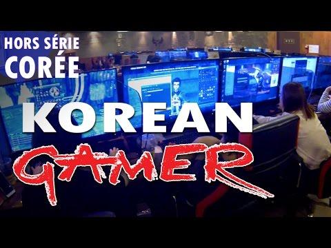 GAMER en CORÉE DU SUD - PC방 Cyber café