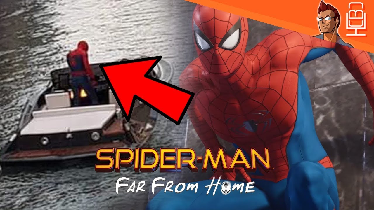 SPIDER-MAN' FAR FROM HOME (2019) LEAKED ON TAMILROCKERS