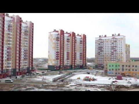 ГК Мортон : Мортонград Бутово ( 3 очередь ) март 2016