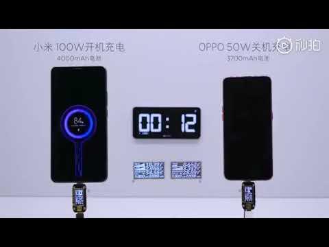 Xiaomi 100W Super Charge Turbo