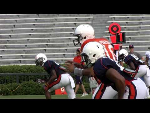 Auburn Saturday FB Scrimmage Video