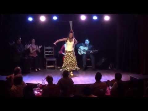 Flamenco at El Cid