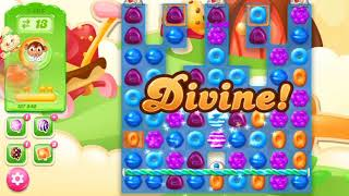 Candy crush jelly level  1403 ● COMPLETED!