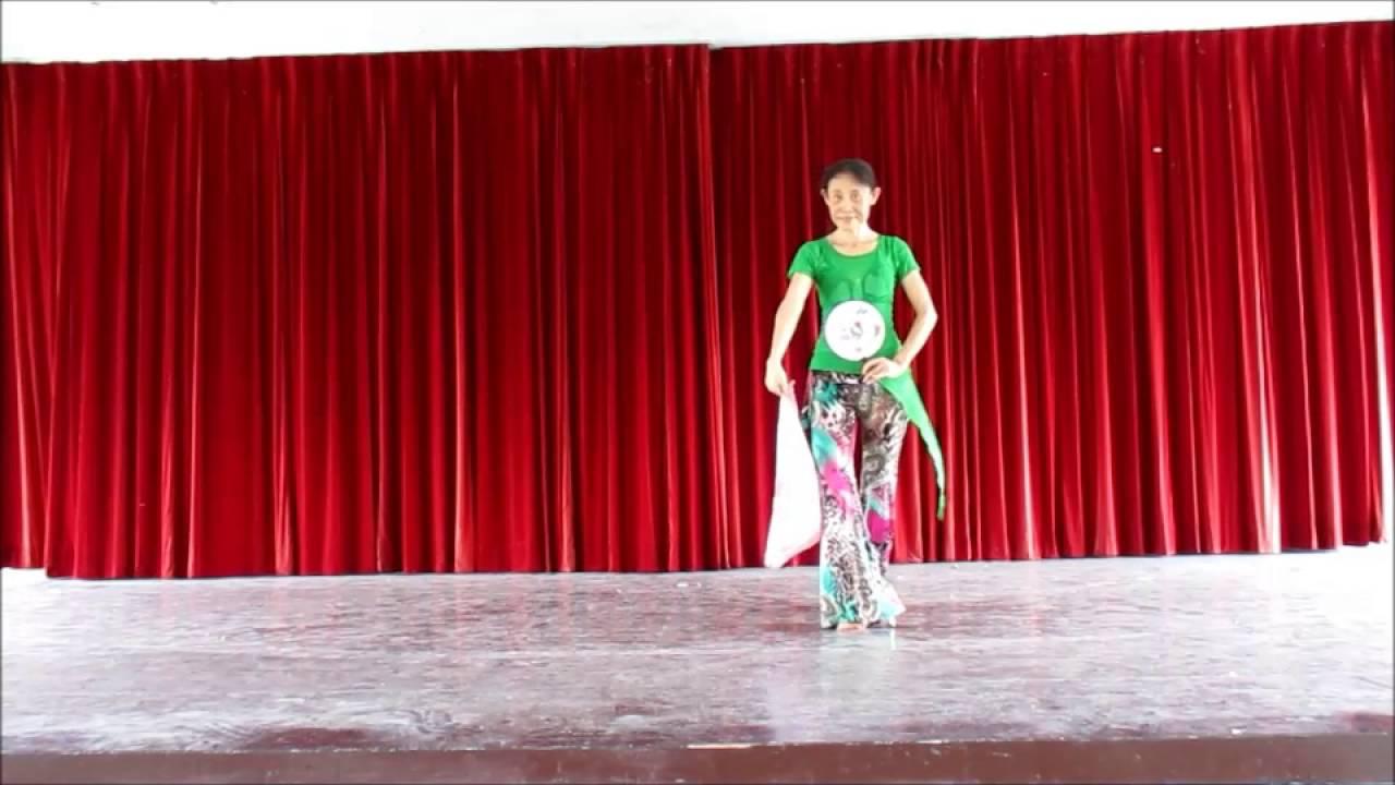 Free dance-相思比夢長, 滿族 (Dance by FDG) for beginner - YouTube