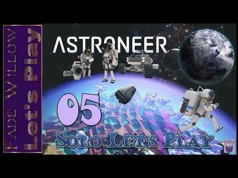 🌎 ASTRONEER 🌎 (Solo Play) Aladins Cave of Wonders #S02-04 - Sponsored by Hollow